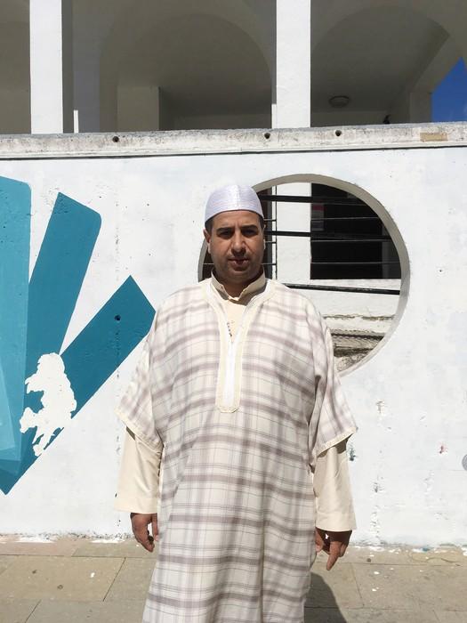 """Abdelaziz Missaoui: """"Gure kultura Irurtzungo herritarrengana hurbildu nahi dugu"""""""