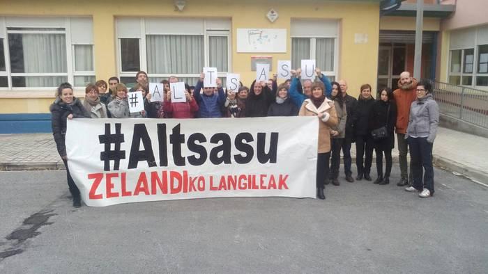 #Altsasu manifestaziorako atxikimenduak eta eguneko irudiak - 24