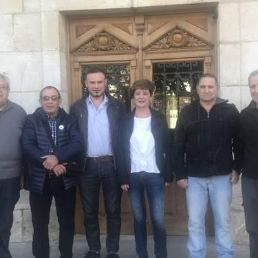 Ahal dugu-Podemos alderdiaren ekitaldia.
