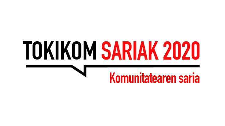 Tokikom Sariak 2020