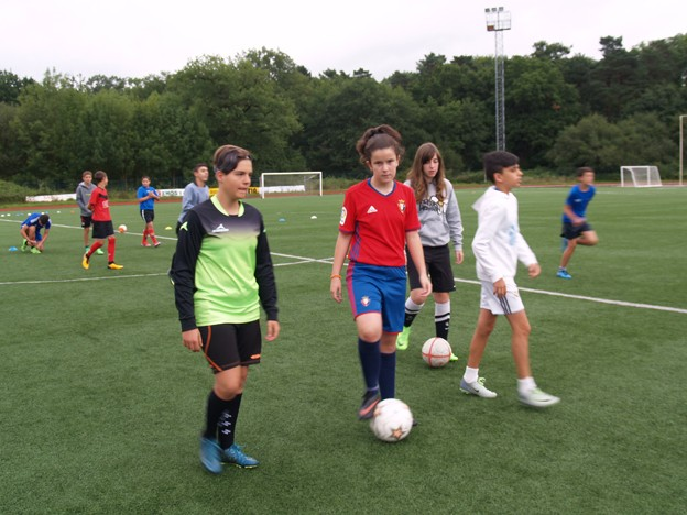 Sakanako Futbol Topaketak bueltan: igandean kimuak Etxarri Aranatzen