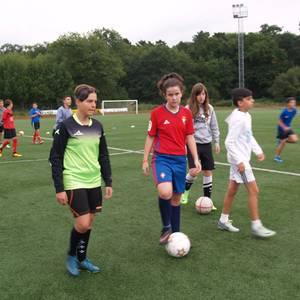 Futbol Campusaren bigarren txanda