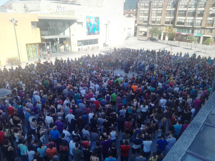 Nafarroako Biran 12.000 pertsonatik gora parte hartu dute