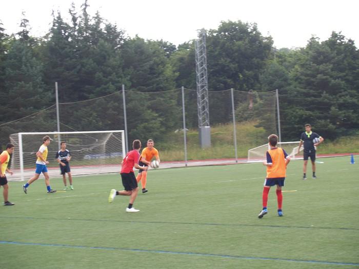 Sakanako Futbol Campusa: bigarren txanda lanean - 12
