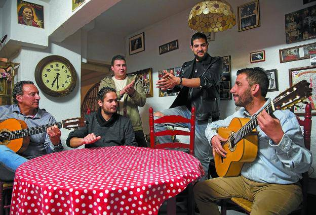 Euskal flamenkoa 'musika plazan' zikloan