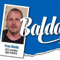 47ak herrian, Fran Balda herrian plataformaren batzarra eta prentsaurreko masiboa.