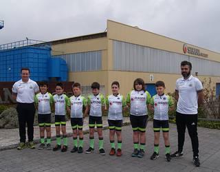 Sakana Group: izen, babesle eta maillot berriarekin ariko da Aralar