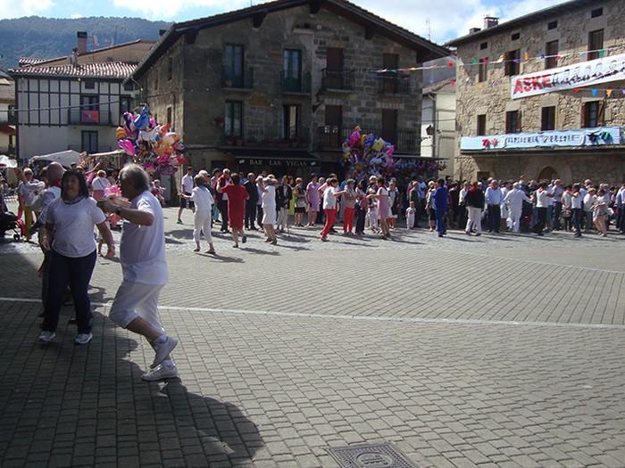 Altsasuko festetako egun handiaz gozatzen ari dira - 34