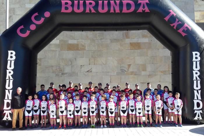 C.C. BURUNDA TxE