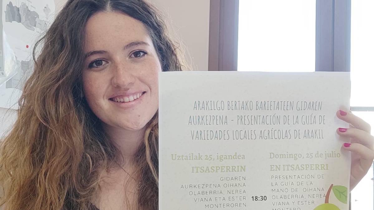 """""""Bertako biokultura ondarea berreskuratu eta zabaltzeko"""""""