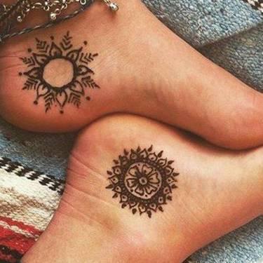 Gazte agenda. Hena tatuajeak egiteko tailerra.