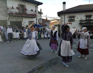 Aurreneko festak, San Adrian
