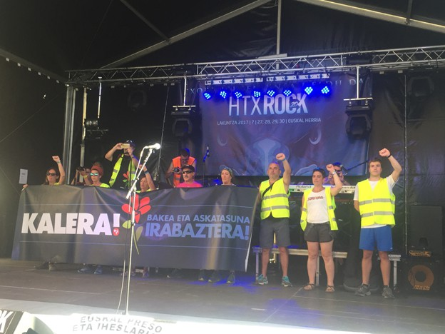 Hatortxu Rock hasiera ekitaldiak utzitakoa - 16