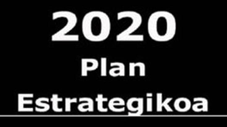 Sakanako Plan Estrategikoa garatzeko hitzarmenaren sinadura