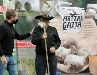 Albi gazta bosgarrena Euskal Herriko txapelketan