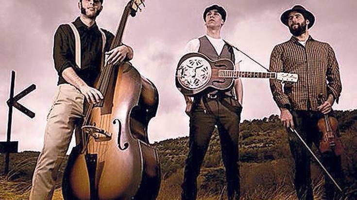 Heavy-bluegrass kontzertua Etxarrin