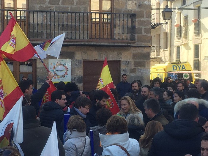 España Ciudadanaren ekitaldiak utzi zuena - 14