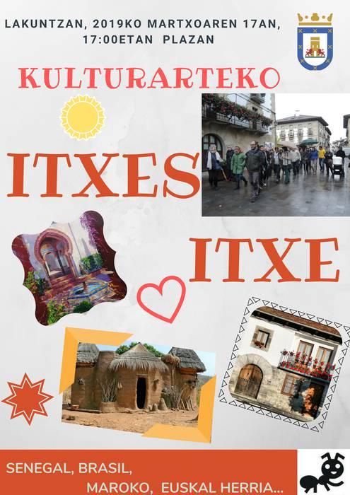 Kulturarteko Itxes Itxe