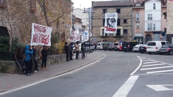 Altsasuko manifestazioa kalez kale - 13