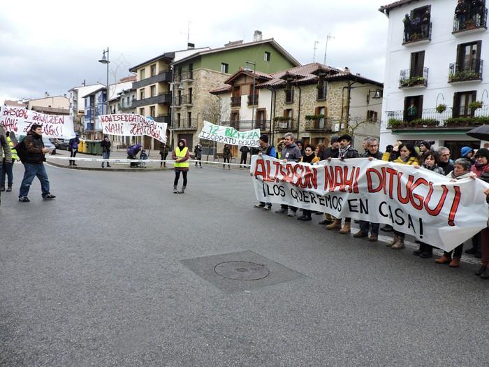 Altsasuko manifestazioa kalez kale - 16