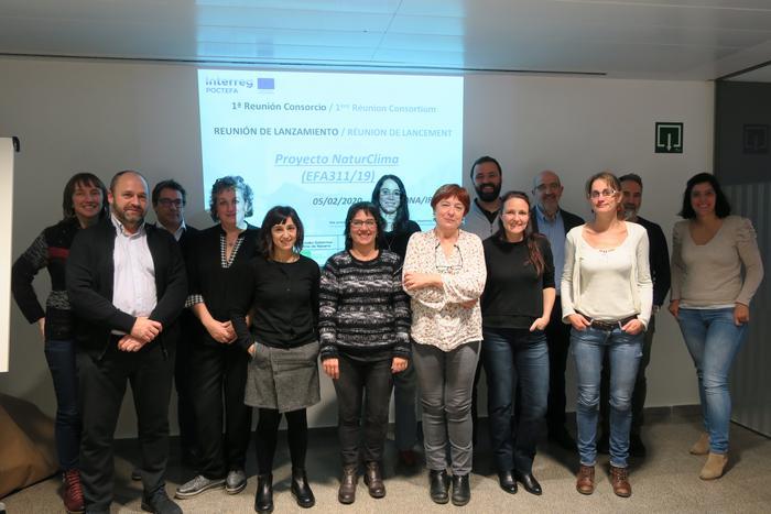 Urbasa-Andia klima-aldaketari buruzko Europako proiektu baten parte da