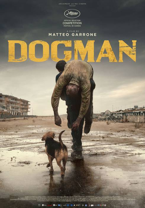 Dogman filmaren emanaldia.