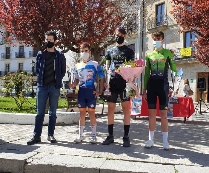 Batcho taldeko Roberto Ramosek irabazi zuen Altsasuko 62. Erramu Trofeoa