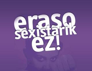 Sexu-erasorik gabeko festen alde