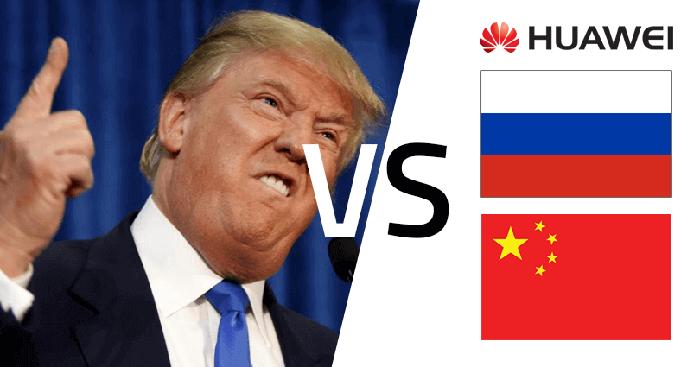 Huawei eta flekillo horiak
