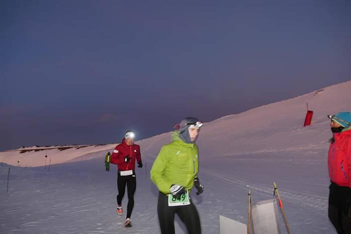 Beñat Katarain Sierra Nevadako Snowrunningeko top-tenean