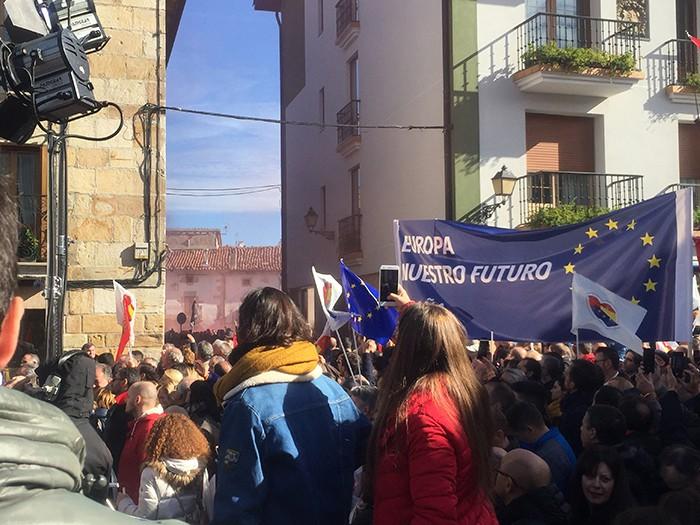 España Ciudadanaren ekitaldiak utzi zuena - 25