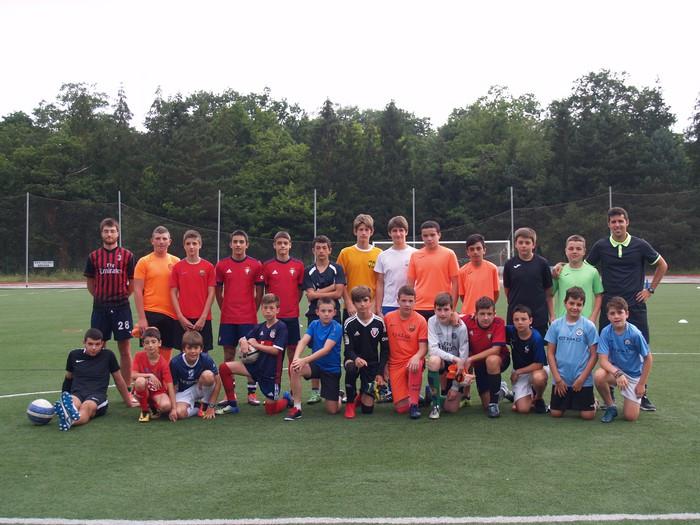 Sakanako Futbol Campusa: bigarren txanda lanean - 6