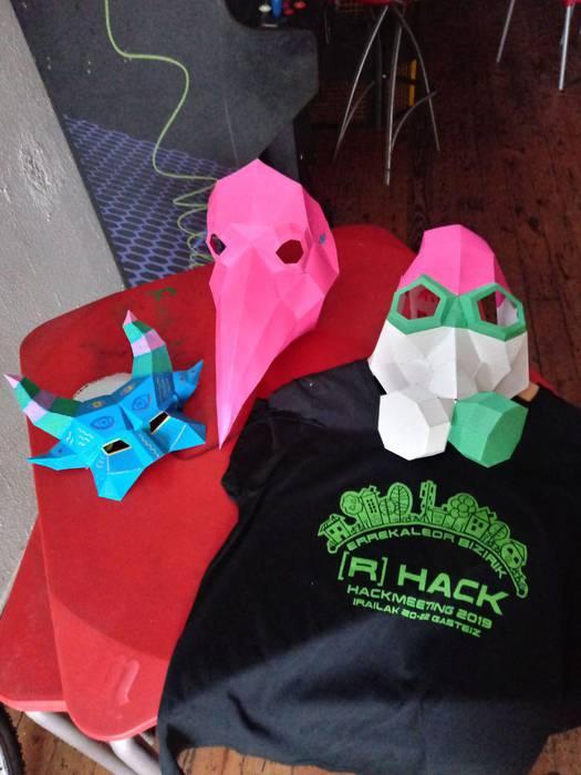 Hackmeetinga: hackerren topaketa Errekaleorren