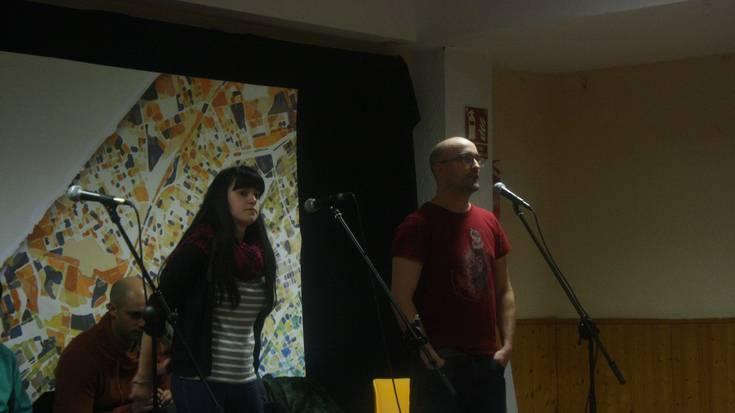 """Granizo Nafarroako Bertsolari Txapelketako aurre-kanporaketarekin """"pozik"""""""