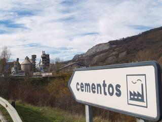 Zementu fabrikak, zernahi errausteko gailuak