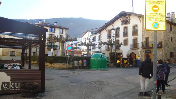 Vicente Argomaniz plaza itxuraldatuko da