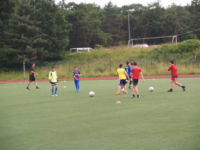 Sakanako Futbol Topaketak: kimuen 2. jardunaldia