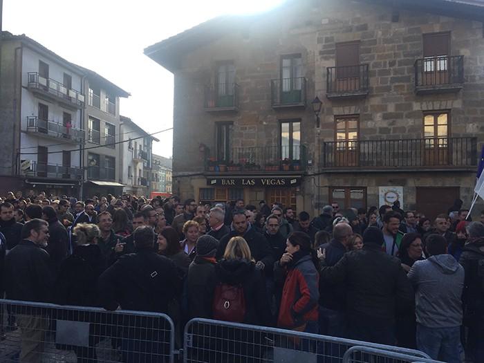 España Ciudadanaren ekitaldiak utzi zuena - 4