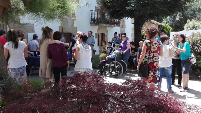 Lizarragabengoa: San Pedro festak bertan