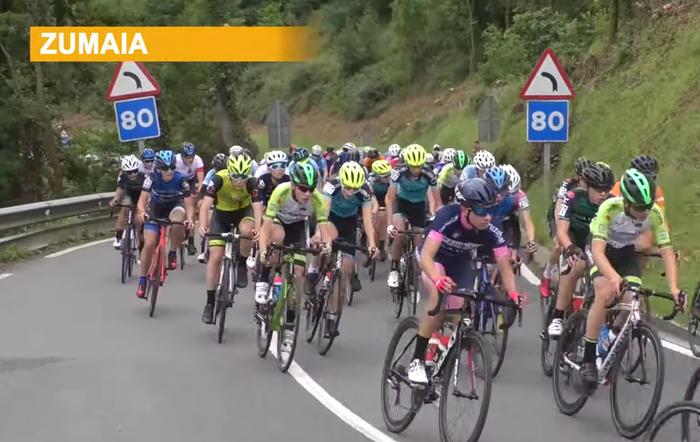 Mikel Uncillaren podiuma Seguran eta Hugo Aznarrena Huescan
