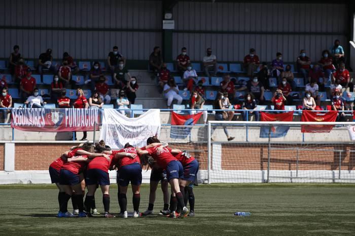 Vilariñoren Osasunak garaipena lortu zuen baina Alaves taldea izan da lehen mailara igo dena
