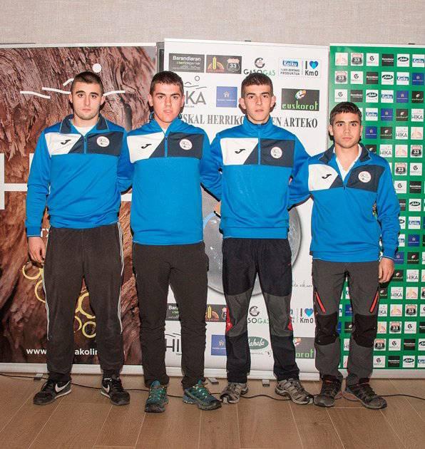 Etxarri Aranatz EHko kluben artekotik kanpo
