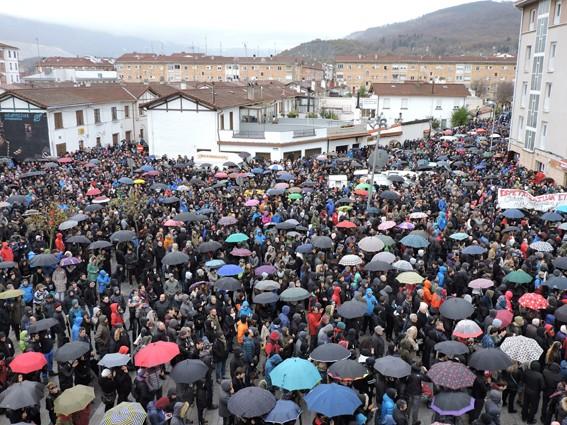 Altsasuko manifestazioa kalez kale - 33