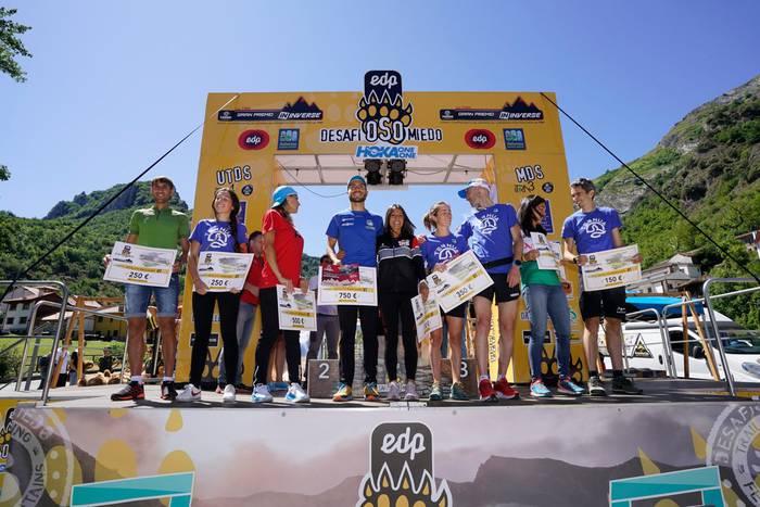 Amaia Razkin laugarrena Espainiako Ultra Trail Txapelketan