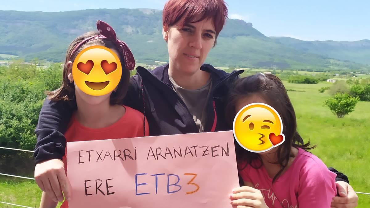 ETB3ren eskaera Nafarroako Parlamentutik gobernuetara