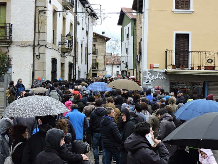Altsasuko manifestazioa kalez kale - 9