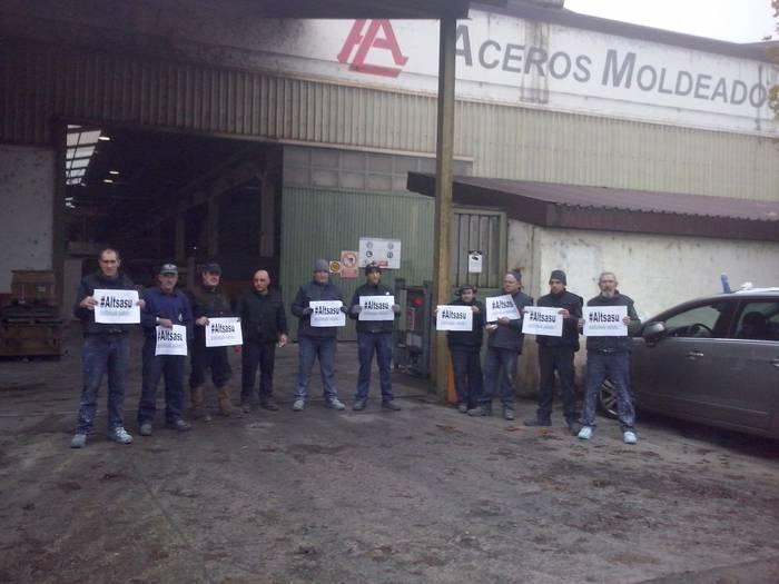 ACEROS MOLDEADOS