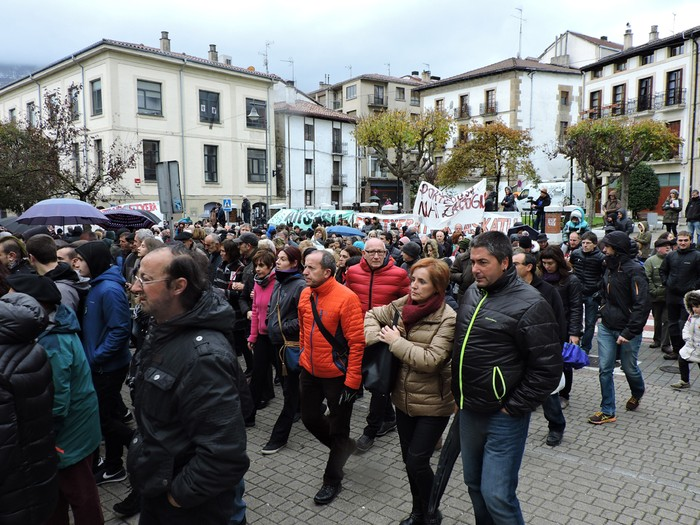Altsasuko manifestazioa kalez kale - 8