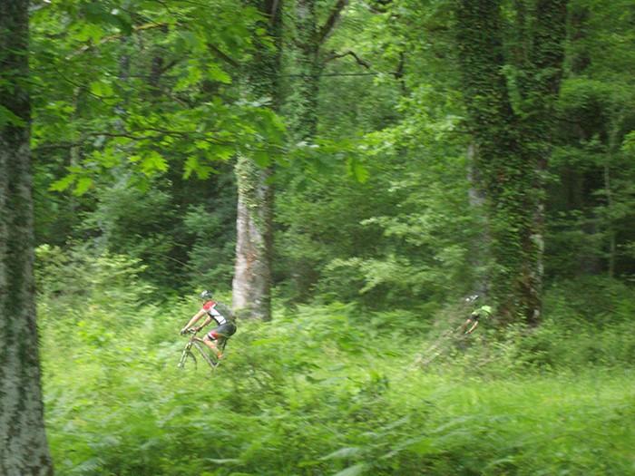 507 biker Altsasu BTT Zeharkaldian - 20