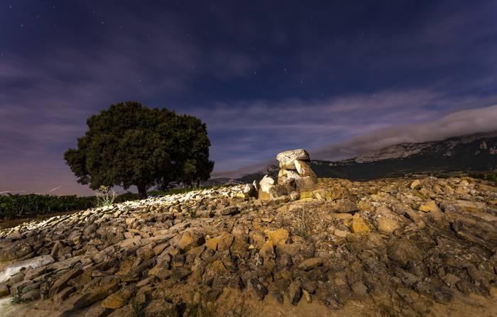 Dolmen de la Hetxicera